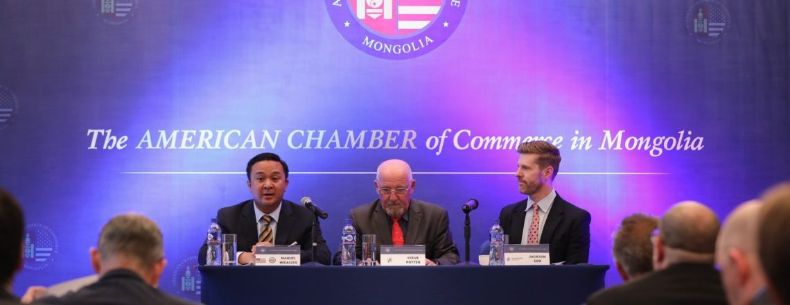 Remarks by Chargé d'affaires a.i. Manuel P. Micaller at the AmCham Annual General Meeting