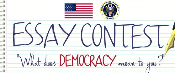 Essay Contest What Does Democracy Mean To You Us Embassy In