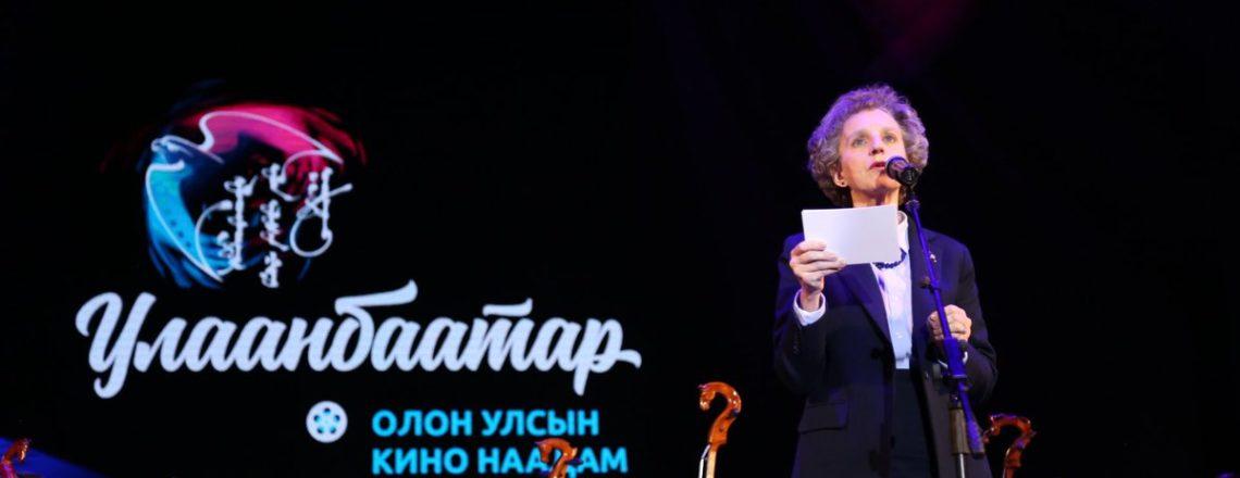 """""""Улаанбаатар"""" олон улсын IX кино наадмын нээлт дээр Элчин сайд Галтын хэлсэн үг"""