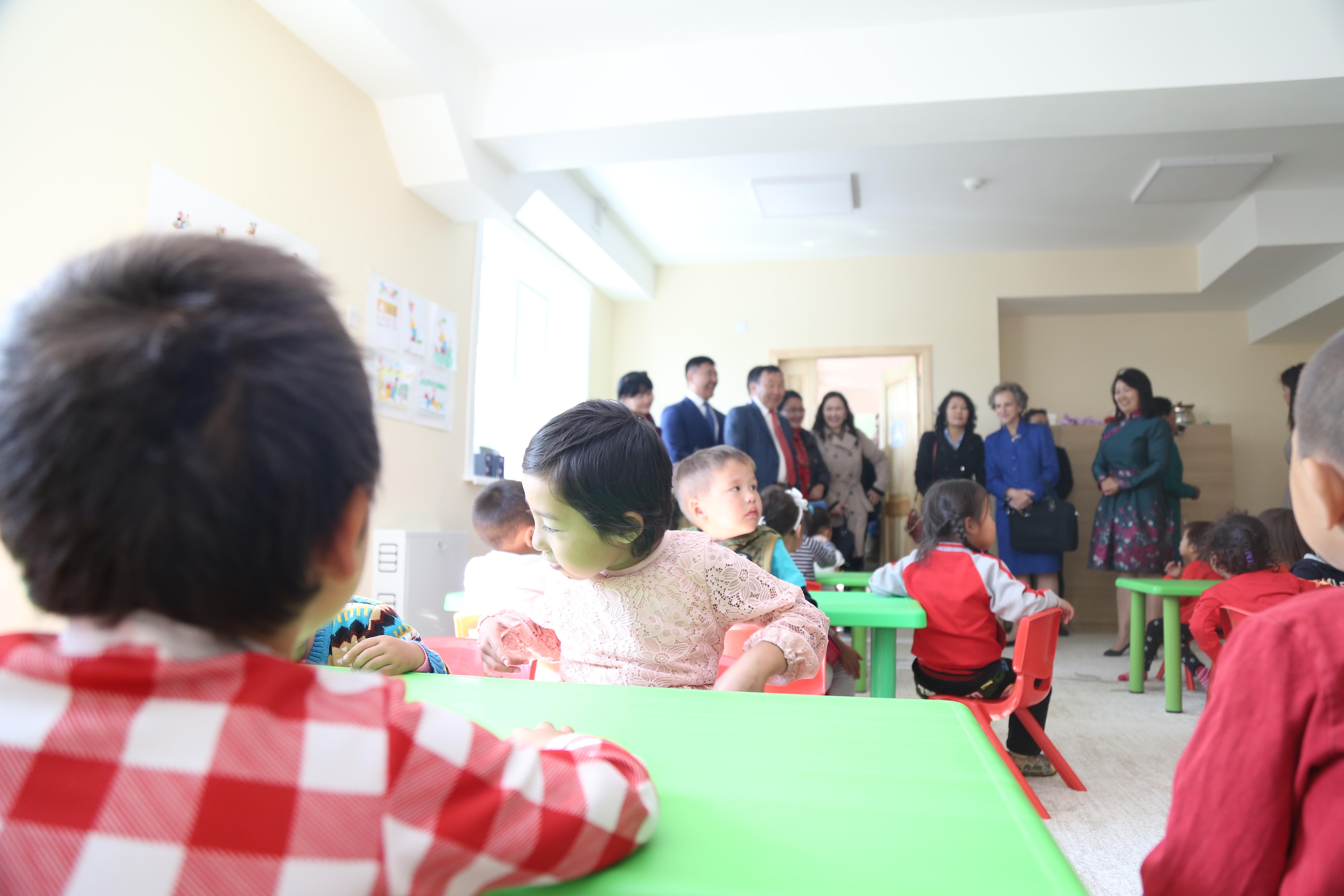 Bayanzurkh Kindergarten
